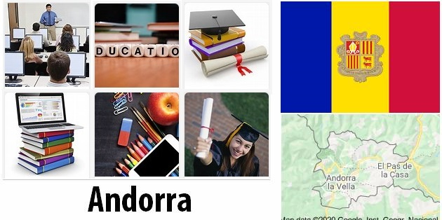 Training and Education of Andorra