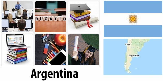 Training and Education of Argentina