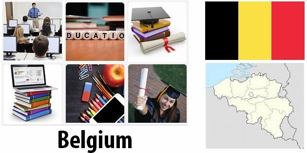 Training and Education of Belgium