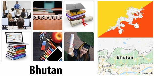 Training and Education of Bhutan