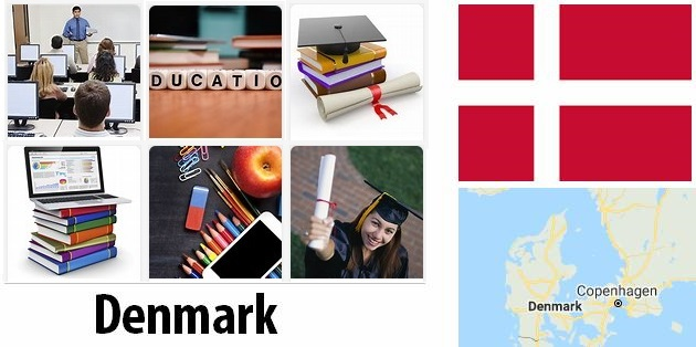 Training and Education of Denmark