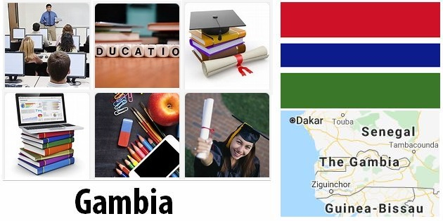 Training and Education of Gambia