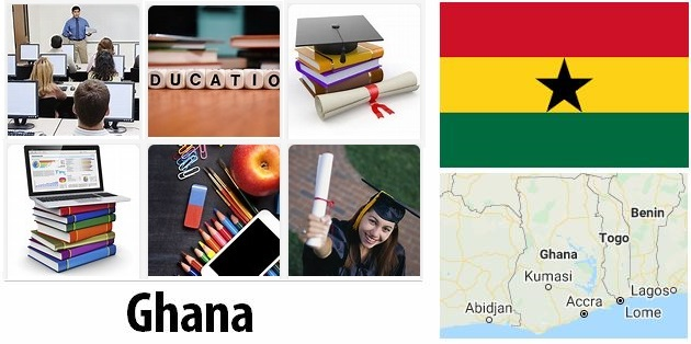 Training and Education of Ghana