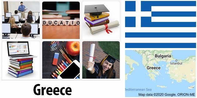 Training and Education of Greece