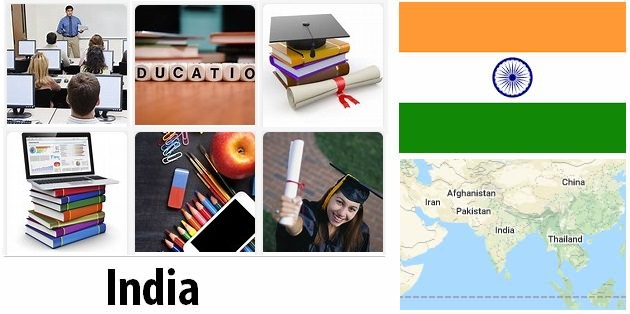 Training and Education of India