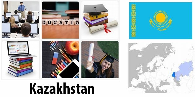 Training and Education of Kazakhstan