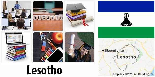 Training and Education of Lesotho