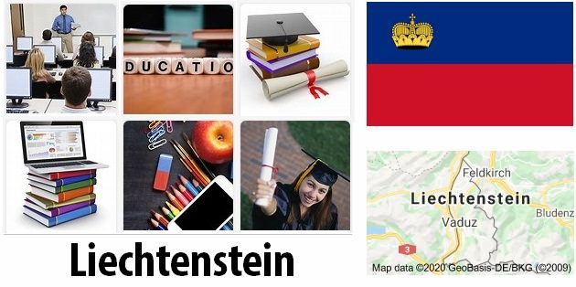 Training and Education of Liechtenstein