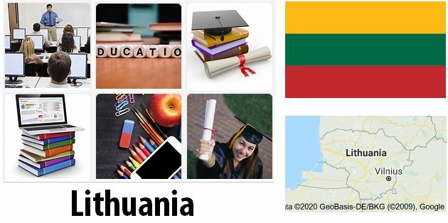 Training and Education of Lithuania