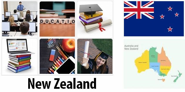 Training and Education of New Zealand