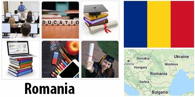 Training and Education of Romania