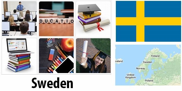 Training and Education of Sweden