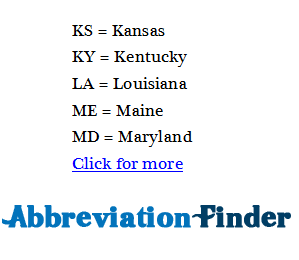 abbreviationfinder