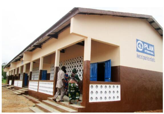 Children Education in Benin