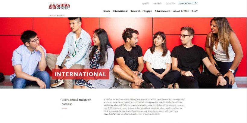 International - Griffith University