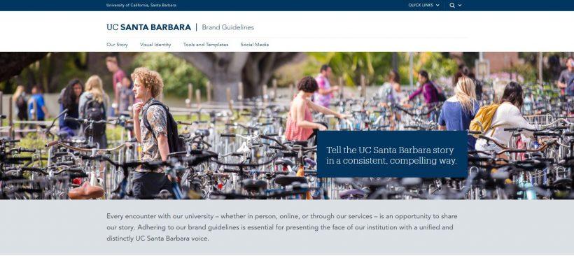 UC Santa Barbara - Brand Guidelines