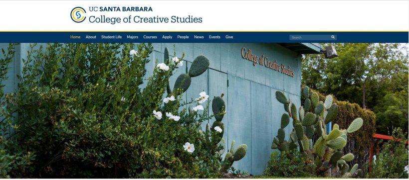 UCSB College of Creative Studies