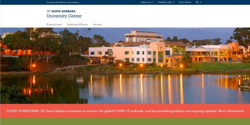 University of California, Santa Barbara University Center