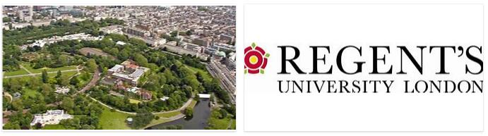Study in Regents University London 12