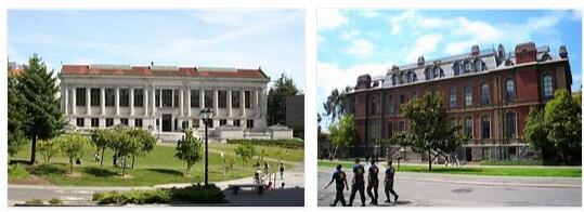 Study in University of California, Berkeley 2