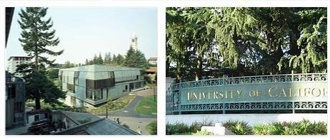 Study in University of California, Berkeley 6