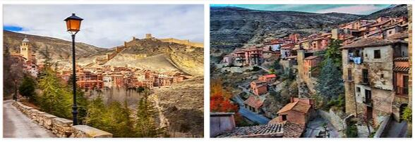 Travel to Aragon, Spain